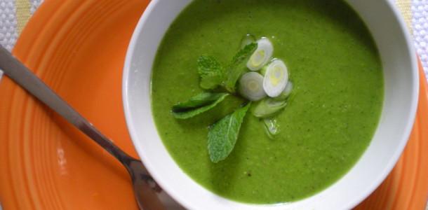 Супы пюре рецепты для блендера